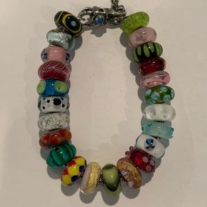 Authentic Trollbeads Bracelet-Will sell separately
